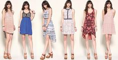 Gentle Fawn Spring 2013 Dresses