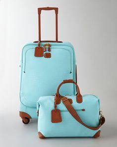 Brics Esmeralda Luggage Collection Cute Travel Bags Kids Sets