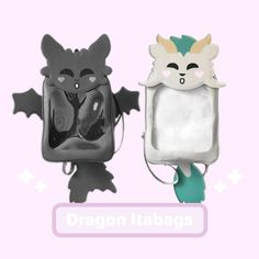 Toothless Dragon, Acrylic Charms, Types Of Bag, Get A Tattoo, Large Bags, Other Accessories, Plushies, Badge, Nintendo