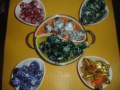 Making chocolates at home