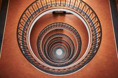 The Spiral Staircases of Budapest - https://www.deviantworld.com/art/photography/spiral-staircases-budapest/