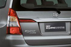 new Kijang Innova New V Bensin & Diesel Exterior 11