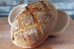 Bread Art, Sourdough Bread, Bread Recipes, Bakery, Food And Drink, Healthy Recipes, Vegan, Dishes, Cooking