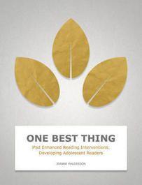 iPad+Enhanced+Reading+Interventions:+Developing+Adolescent+Readers
