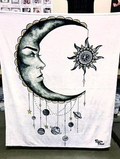 Euphoric Cosmos Blanket