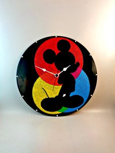 1000 Ideas About Mickey Mouse Clock On Pinterest Clocks