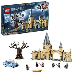 LEGO Harry Potter and The Chamber of Secrets Hogwarts Whomping Willow 75953 Magic Toys Building Kit, Prisoner of Azkaban, Hedwig, Hermoine Granger and Severus Snape Pieces) - Toys Lego Harry Potter, Party Harry Potter, Harry Potter Films, Harry Potter Hogwarts, Lego Hogwarts, Hogwarts Great Hall, Severus Snape, Snape Harry, Ron Weasley