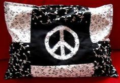 Peace!! - Kissen