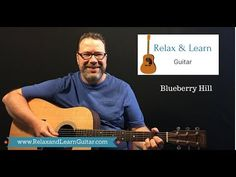 Blueberry Hill (Lesson from Relax and Learn Guitar) - YouTube