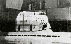 German submarine type XXI, wwll