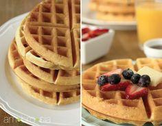 ambrosia: Belgian Waffles