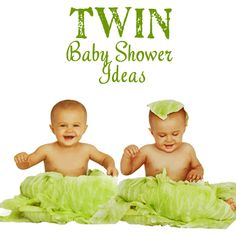 baby shower for twins ideas themes food games and more