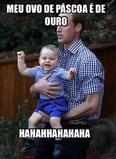 Baby George te despreza é o nome do tumblr em homenagem ao bebê real