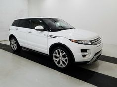 Cars for Sale: Used 2015 Land Rover Range Rover Evoque Autobiography 4-Door for sale in Mt. Juliet, TN 37122: Sport Utility Details - 468521973 - Autotrader