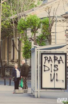 paradisul! Street View, Bucharest