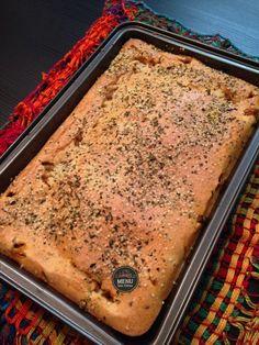 Venha aprender a fazer esta Torta de liquidificador sem glúten com recheio de sardinha!! Super fácil!