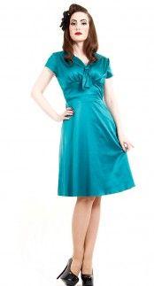 Divine Dress in Teal #Loveit