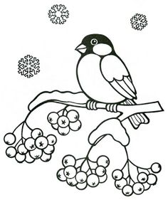 37 ideas for craft for kids winter coloring pages Colouring Pages, Coloring Pages For Kids, Coloring Books, Art Quilling, Quilling Patterns, Christmas Colors, Christmas Crafts, Vogel Illustration, Wood Burning Patterns