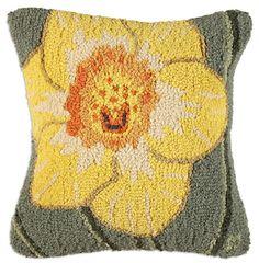 """Daffodil 18"""" Pillow"""