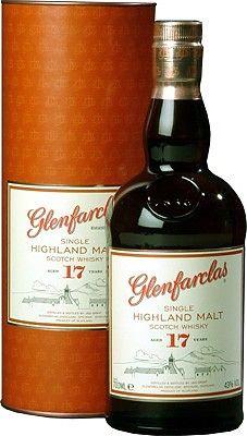 Glenfarclas 17 Years Old 43% via http://www.glenfarclas.co.uk/