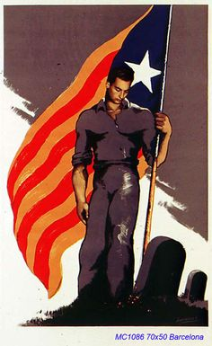 Memoria republicana - Carteles - Dominguez Spain History, World History, Spanish War, Spanish Posters, Civil War Art, Image Cat, World War Two, First World, Wwii