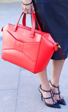 Nyfw: What's Inside My Beau Bag... by Pink Peonies