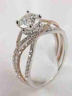 Mark Silverstein engagement ring