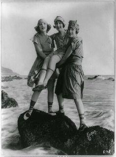 mack sennett bathing beauties | Mack Sennett Bathing Beauties, ca. 1910s-20s
