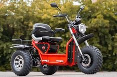 Daymak Boomerbeast 2 is the first all terrain electric mobility scooter with fast-charging battery technology Electric Scooter With Seat, Electric Tricycle, Adult Tricycle, Tricycle Bike, Sidecar, Mobiles, Wheelchair Accessories, Small Tractors, Dry Sand