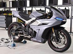Tecnoneo: Zortrax crea una motocicleta ligera y potente impresa en 3D