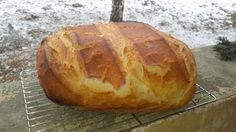 Ez a házi kenyér tökéletes: Elronthatatlan! Hungarian Recipes, Hungarian Food, Bread Rolls, Kenya, Baked Potato, Naan, Potatoes, Baking, Ethnic Recipes