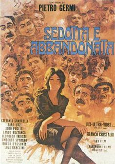 A dark satire of Sicilian social customs and honor laws, and is very similar to Divorce, Italian Style.