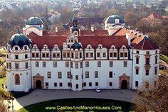 Schloss Celle, Celle, Lower Saxony, Germany - www.castlesandmanorhouses.com