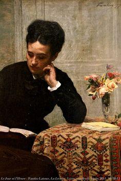 Henri Fantin-Latour (1836-1904)  ArtExperienceNYC   www.artexperiencenyc.com
