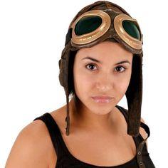 Elope Aviator Brown Hat $15.51