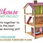 Ana White | Dream Dollhouse - DIY Projects