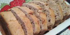 Receta pan de nuez Sandwiches, Bread Recipes, Banana Bread, Food And Drink, Cooking, Desserts, Dessert Food, Delicious Food, Breads