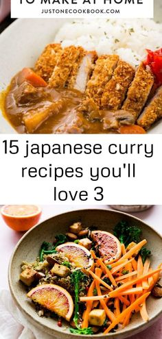 From Japanese Chicken Curry Katsu Curry To Curry Udon We Ve Rounded Up The Most Delicious Japanese Curry Recipes You D Wan Curry Recipes Japanese Curry Curry