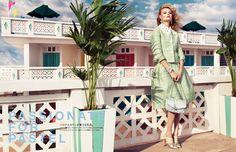 Vogue Japan Magdalena