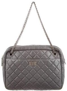 08b47a7cc89 Chanel Medium Reissue Camera Bag Louis Vuitton Damier, Antique Silver,  Handbag Accessories, Shoulder