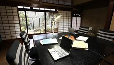 Japanese coworking space