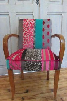 retapisser un fauteuil bridge tapissier à Brest                                                                                                                                                                                 Plus