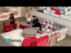 Arianne Love by Fama sofas