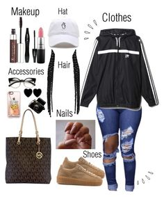 """TheHotline  #FollowMe #IFollowBack #2016 #NewNameComing"" by thehotline ❤ liked on Polyvore featuring Puma, Anastasia Beverly Hills, Michael Kors, adidas, MAC Cosmetics, Lancôme, Casetify, Dollydagger and Old Navy"