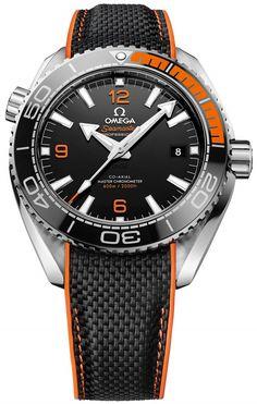 Omega Seamaster Planet Ocean 600M Master Chronometer - Новый дайверский хронометр от Омега | Luxurious Watches