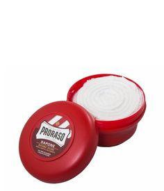 PRORASO SÁNDALO Y MANTECA DE KARITÉ. El jabón de afeitar Proraso, gracias a su textura, espuma rica y cremosa, que se mantiene húmeda durante todo el afeitado. Especialmente formulada para barbas duras mantiene la piel suave, elástica e hidratada. Aceite de Sándalo: Efecto calmante y anti-inflamatorio. Nueva fórmula a base de ingredientes naturales, sin parabenos, sin siliconas, sin SLS, sin aceites minerales y sin colorantes artificiales. #barba #proraso