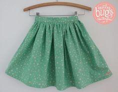 Girls Skirt Patterns, Sewing Patterns Girls, Skirt Patterns Sewing, Skirt Sewing, Flowy Skirt, Gathered Skirt, Silk Skirt, Dress Designs For Girls, Circle Skirt Pattern