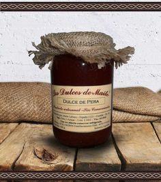 Los Dulces de Maite Dulce de Pera Producto artesanal, sin conservantes. Peso Neto: 420 g. Industria Argentina
