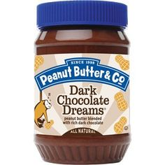 Dark Chocolate Dreams - peanut butter blended with rich dark chocolate