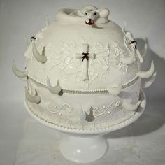 christine mconnell cakes   ... , And Snakes In Dark Confectionery Series By Christine McConnell